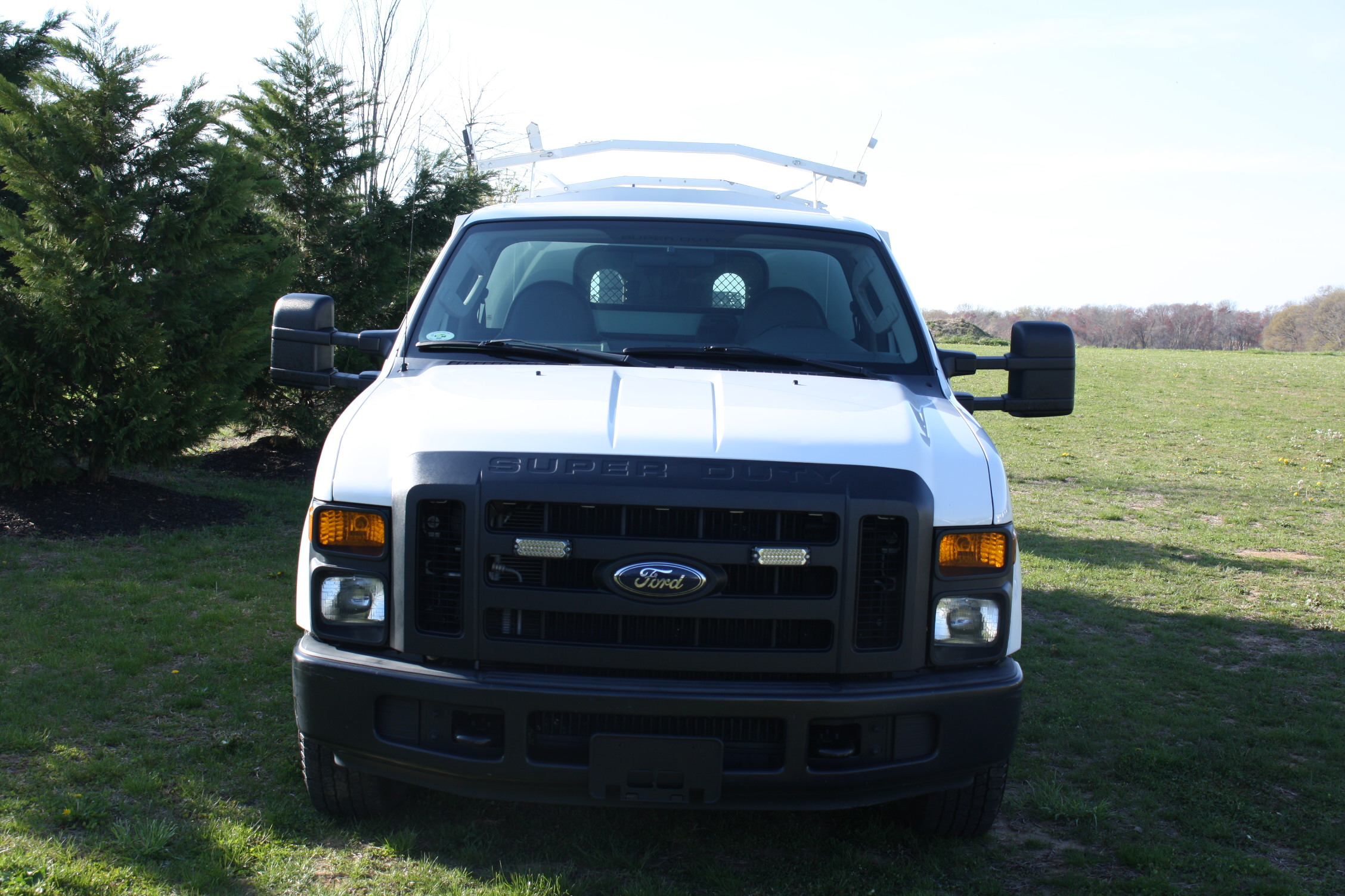 IMG 1203 - 2009 FORD F350 WITH KNAPHEIDE ENCLOSED UTILITY