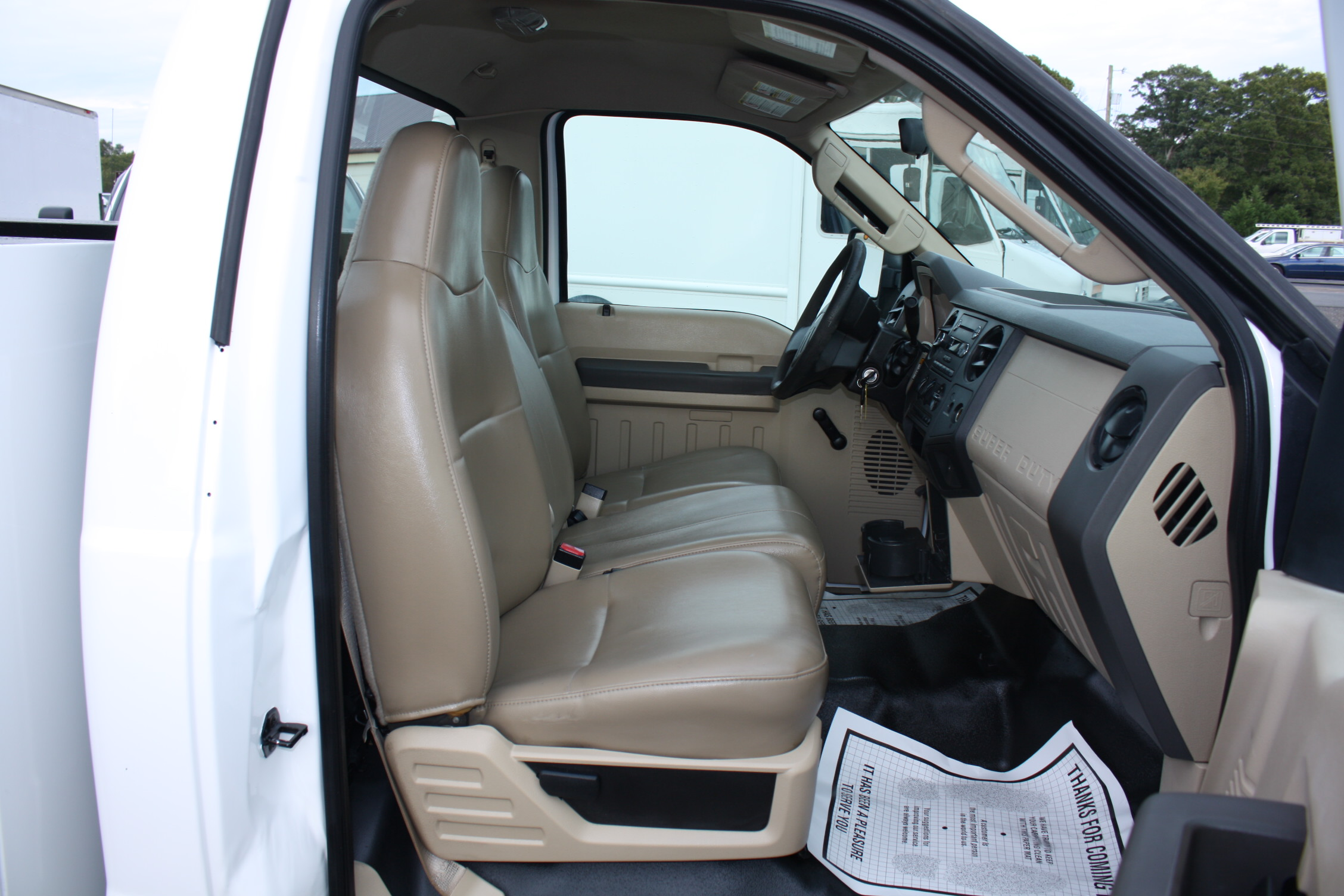 IMG 2172 - 2009 FORD F350 UTILITY TRUCK
