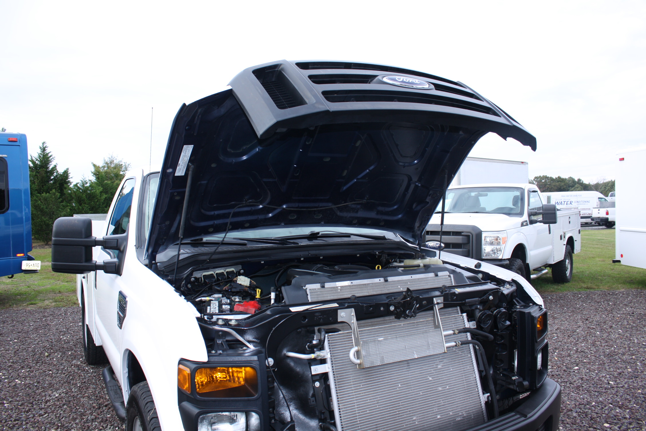 IMG 2183 - 2009 FORD F350 UTILITY TRUCK
