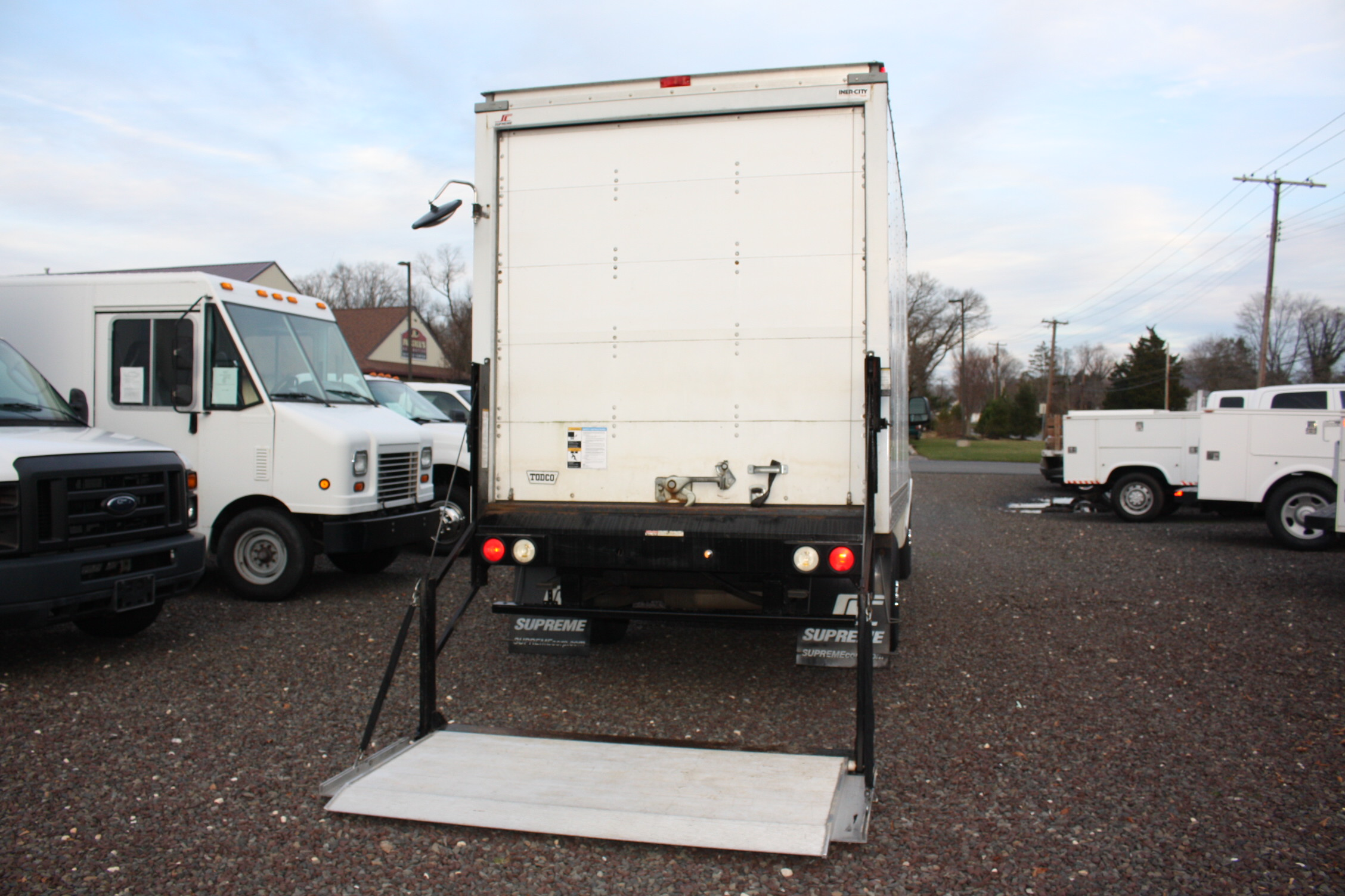 IMG 2535 - 2014 CHEVROLET G3500 BOX TRUCK