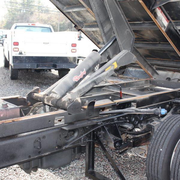 IMG 2917 600x600 - 2012 FORD F550 DUMP TRUCK