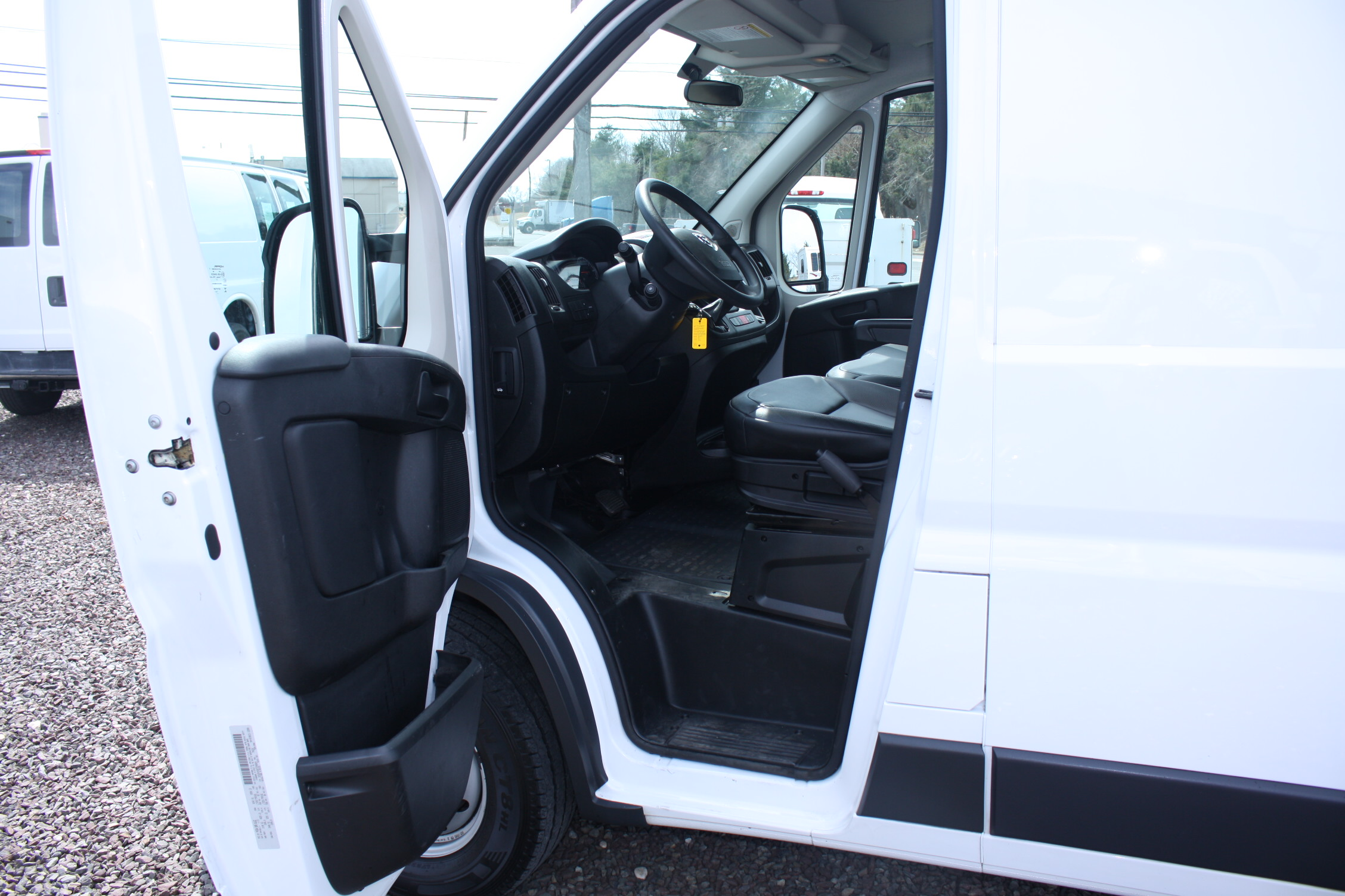 IMG 3059 - 2015 RAM PROMASTER 3500 HIGH ROOF VAN WITH ECODIESEL
