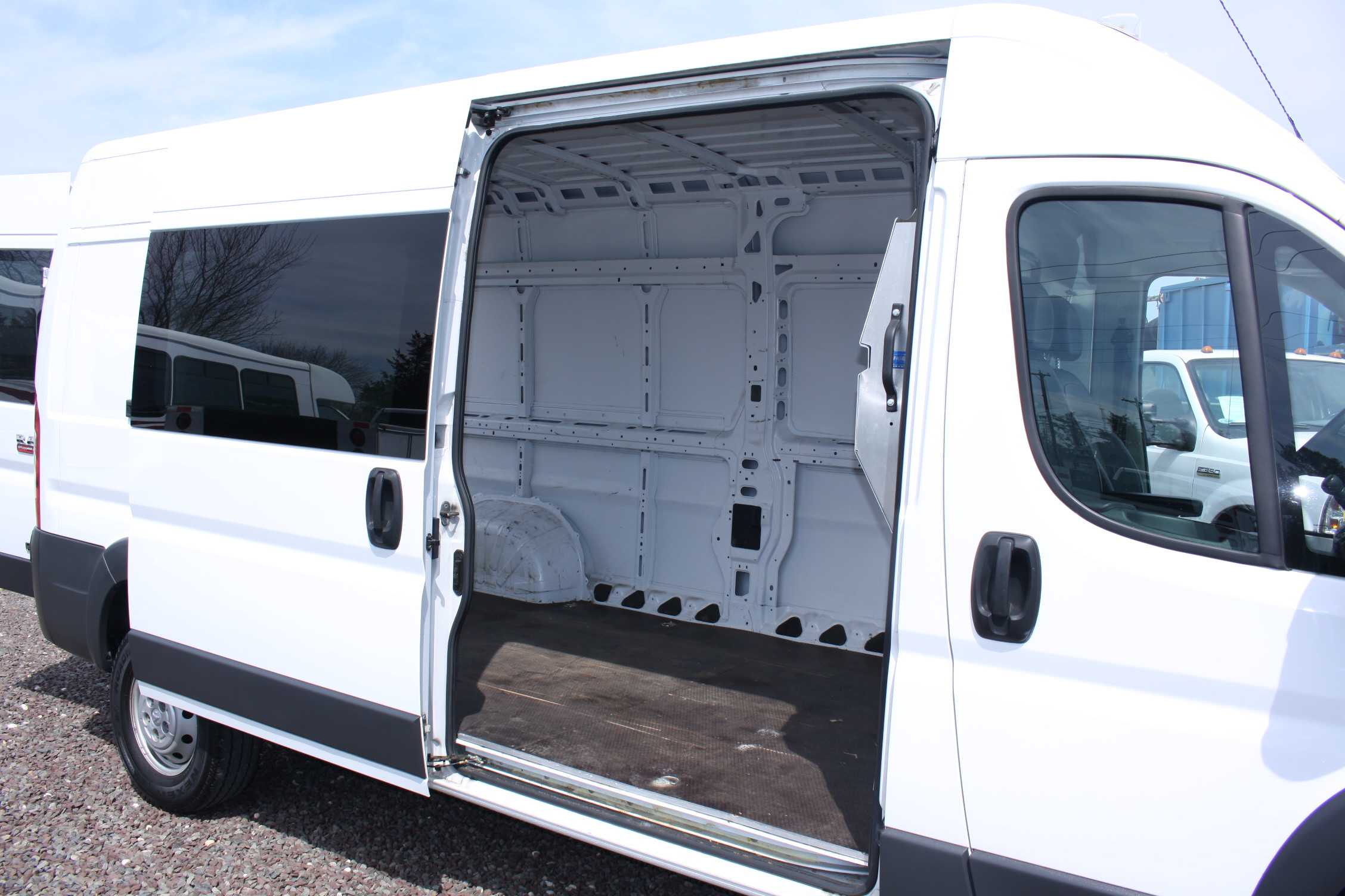 IMG 3069 - 2015 RAM PROMASTER 3500 HIGH ROOF VAN WITH ECODIESEL