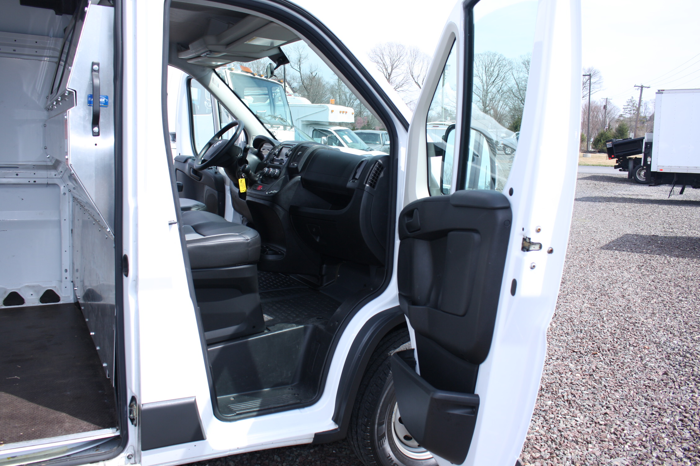 IMG 3071 - 2015 RAM PROMASTER 3500 HIGH ROOF VAN WITH ECODIESEL