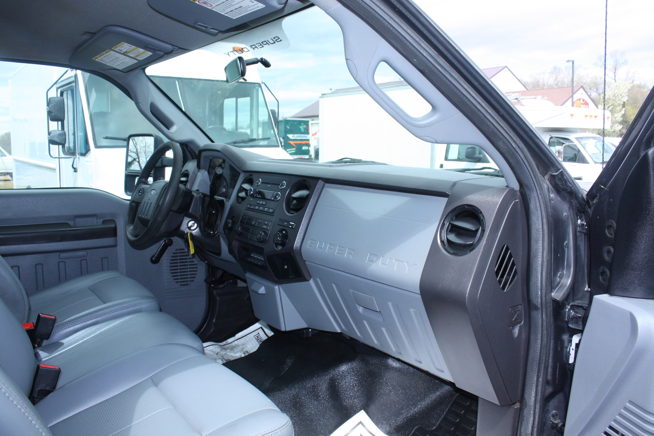 IMG 3562 - 2011 FORD F350 4X4 UTILITY