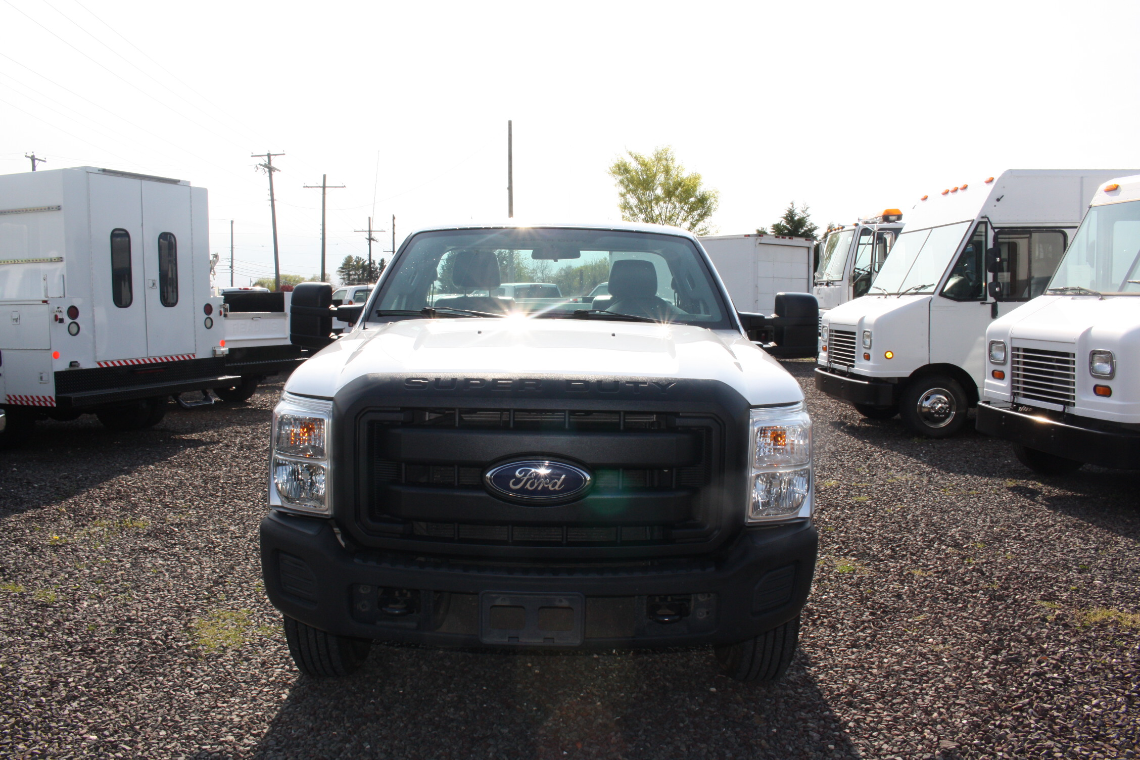 IMG 3579 - 2015 FORD F250 OPEN UTILITY TRUCK