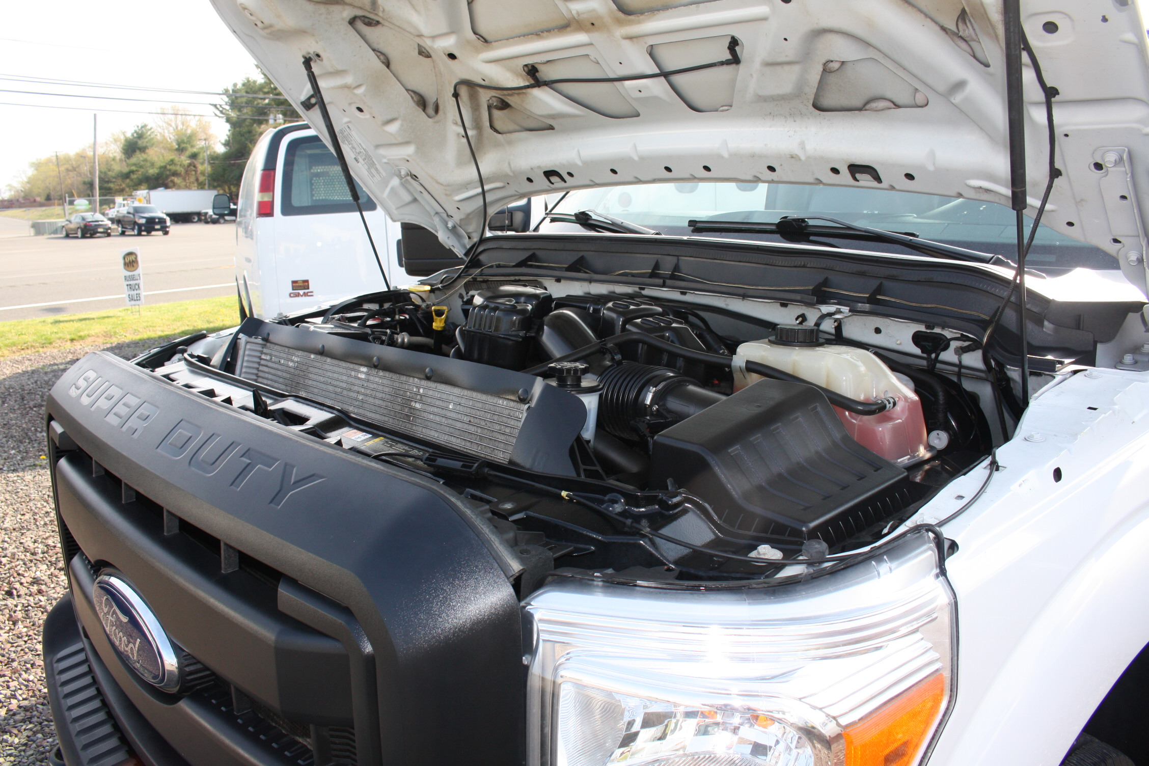 IMG 3604 - 2015 FORD F250 OPEN UTILITY TRUCK