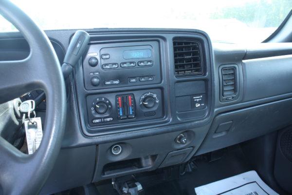 IMG 3881 600x400 - 2007 CHEVROLET SILVERADO 2500HD