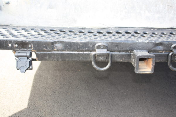 Stk 0155 15 600x400 - 2007 FORD E350 ENCLOSED UTILITY