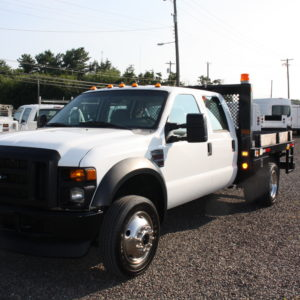 IMG 4299 300x300 - 2008 FORD F450 CREW CAB 4X4 FLAT BED
