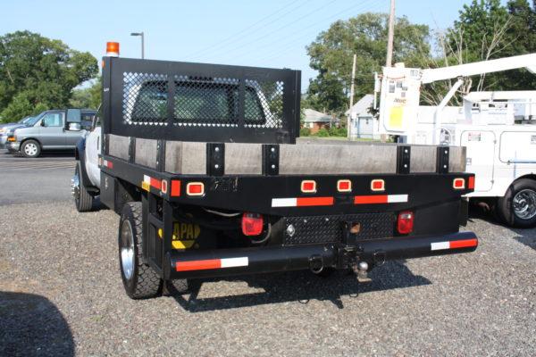 IMG 4304 600x400 - 2008 FORD F450 CREW CAB 4X4 FLAT BED