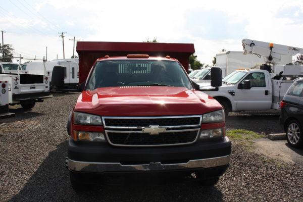 IMG 4391 600x400 - 2007 CHEVROLET K3500 DUMP TRUCK