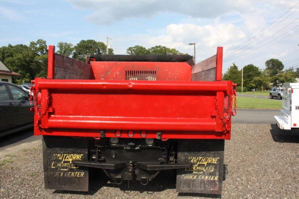 IMG 4394 600x400 - 2007 CHEVROLET K3500 DUMP TRUCK