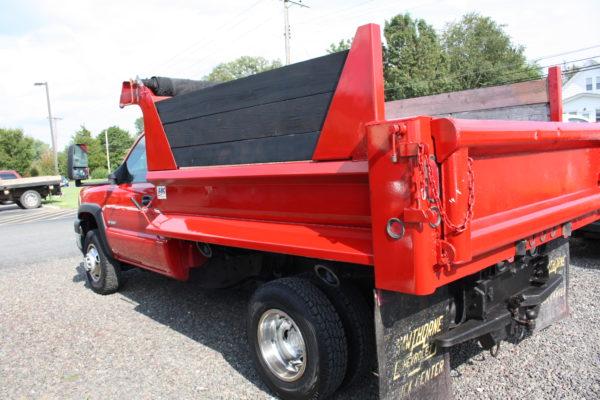 IMG 4395 600x400 - 2007 CHEVROLET K3500 DUMP TRUCK
