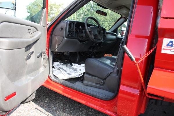 IMG 4396 600x400 - 2007 CHEVROLET K3500 DUMP TRUCK
