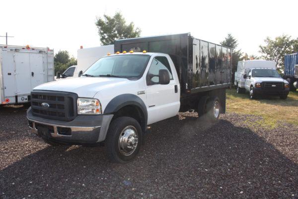 IMG 4589 600x400 - 2006 FORD F550 4X4 DUMP TRUCK