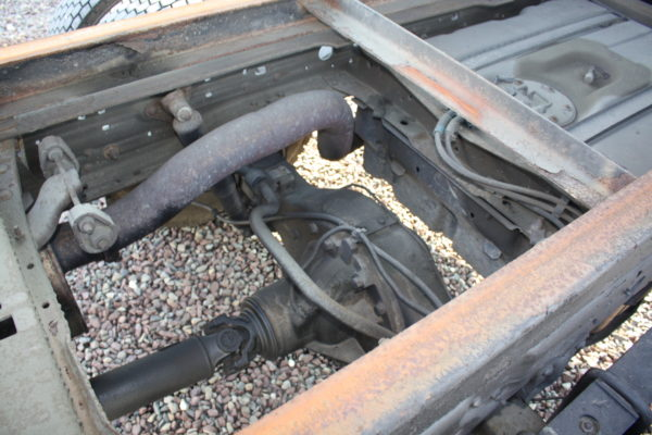 IMG 4613 600x400 - 2006 FORD F550 4X4 DUMP TRUCK