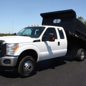 0175 1 300x300 - 2015 Ford F350 Ext Cab 4X4 Dump Truck