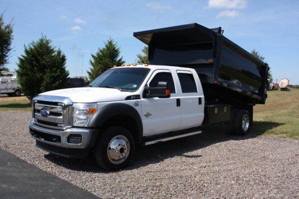 0172 1 600x400 - 2016 Ford F550 Crew Cab 4x4 Rugby Dump
