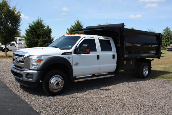 0172 2 600x400 - 2016 Ford F550 Crew Cab 4x4 Rugby Dump