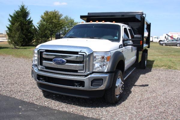 0172 3 600x400 - 2016 Ford F550 Crew Cab 4x4 Rugby Dump