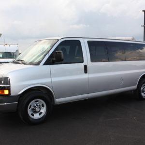 0177 1 300x300 - 2011 Chevrolet G3500 Express Extended LT 15 Passenger
