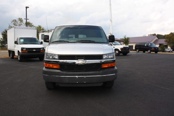 0177 2 600x400 - 2011 Chevrolet G3500 Express Extended LT 15 Passenger