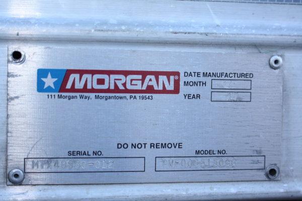 0178 12 600x400 - 2017 CHEVROLET G3500 EXPRESS CUTAWAY 15' MORGAN BOX