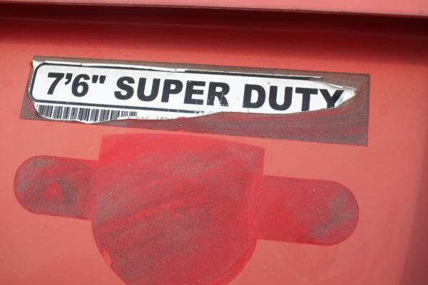 0182 5 600x400 - 2010 CHEVROLET SILVERADO K2500 UTILITY W/ PLOW