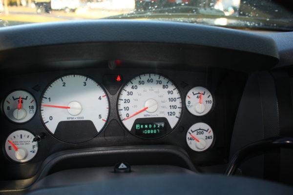 0176 19 600x400 - 2009 DODGE RAM 3500 CUMMINS 4X4 UTILITY BODY