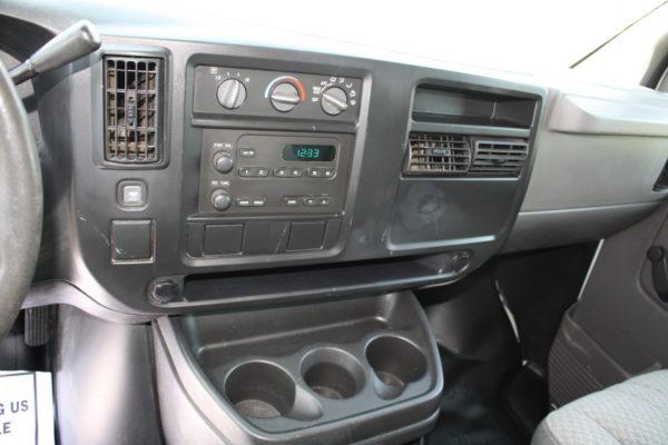 0220 24 600x400 - 2006 GMC G3500 SAVANA 12' SPARTAN UTILITY BODY