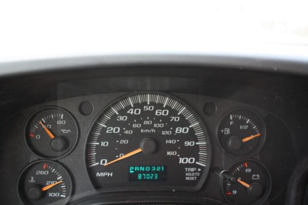 0220 26 600x400 - 2006 GMC G3500 SAVANA 12' SPARTAN UTILITY BODY