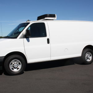0226 1 scaled 300x300 - 2018 CHEVROLET G3500 EXPRESS CARRIER 30S REEFER VAN