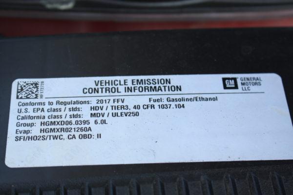 0239 31 600x400 - 2017 CHEVROLET SILVERADO 2500HD 4X4 CREW CAB