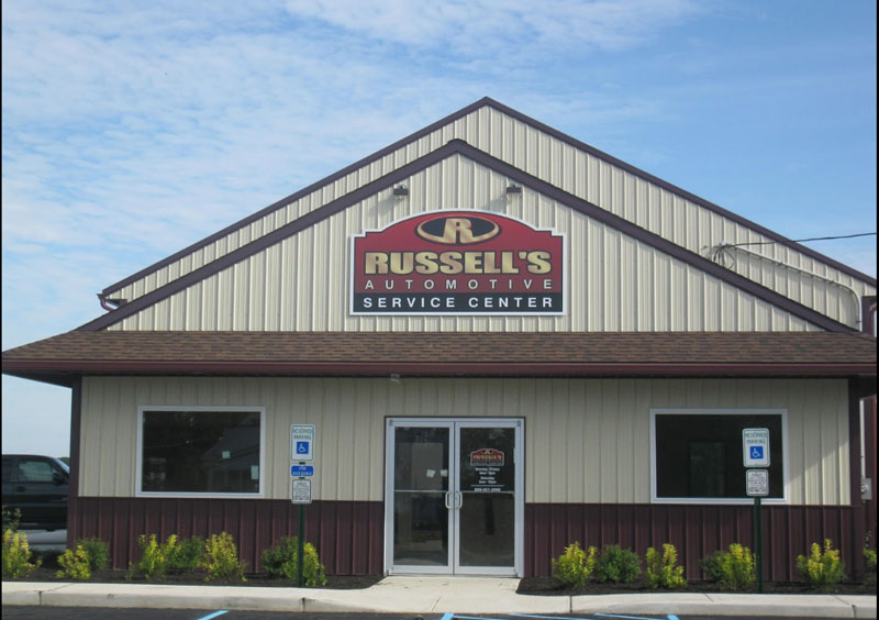 Russells Automotive shop 1 - Medium-Duty Diesel Trucks - Bridgeton, NJ