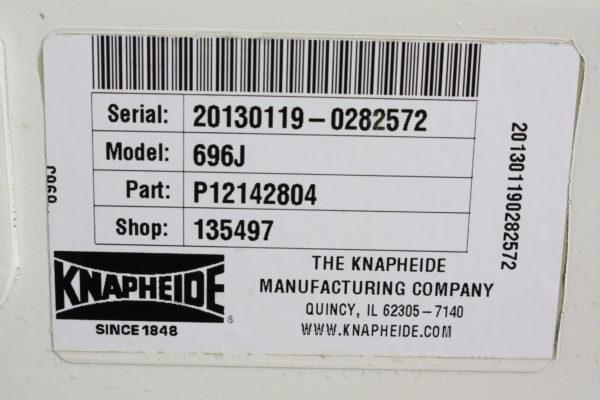 0230 22 600x400 - 2013 CHEVROLET SILVERADO 2500HD ENCLOSED UTILITY BODY