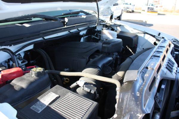 0230 27 600x400 - 2013 CHEVROLET SILVERADO 2500HD ENCLOSED UTILITY BODY