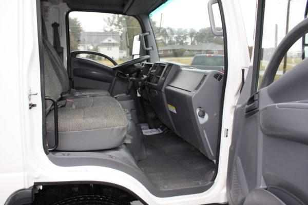 0240 15 600x400 - 2016 ISUZU NPR CREW CAB ENCLOSED UTILITY TRUCK