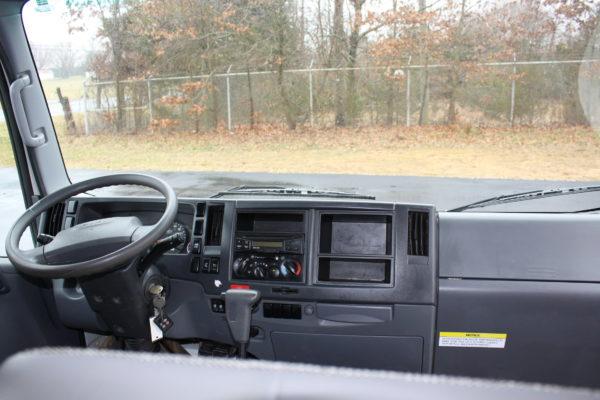 0240 17 600x400 - 2016 ISUZU NPR CREW CAB ENCLOSED UTILITY TRUCK