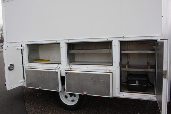 0240 27 600x400 - 2016 ISUZU NPR CREW CAB ENCLOSED UTILITY TRUCK