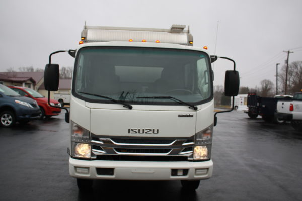 0240 3 600x400 - 2016 ISUZU NPR CREW CAB ENCLOSED UTILITY TRUCK