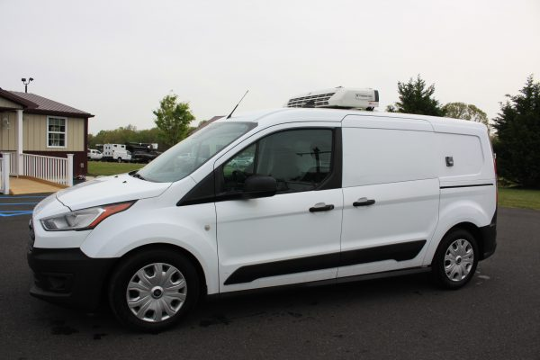 0267 0.1 600x400 - 2019 FORD TRANSIT CONNECT THERMO KING REEFER VAN