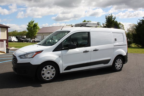0267 1.1 600x400 - 2019 FORD TRANSIT CONNECT THERMO KING REEFER VAN