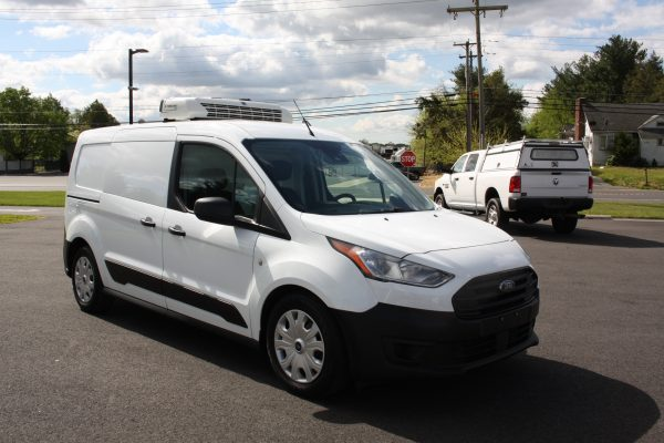 0267 1.2 600x400 - 2019 FORD TRANSIT CONNECT THERMO KING REEFER VAN