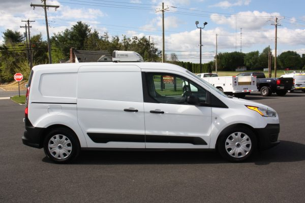 0267 1.3 600x400 - 2019 FORD TRANSIT CONNECT THERMO KING REEFER VAN