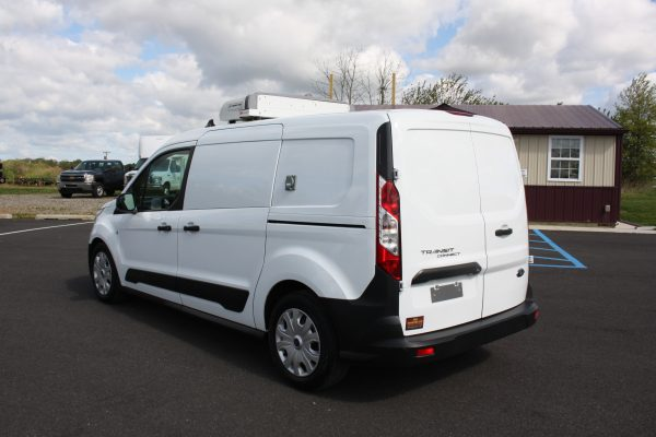 0267 1.6 600x400 - 2019 FORD TRANSIT CONNECT THERMO KING REEFER VAN