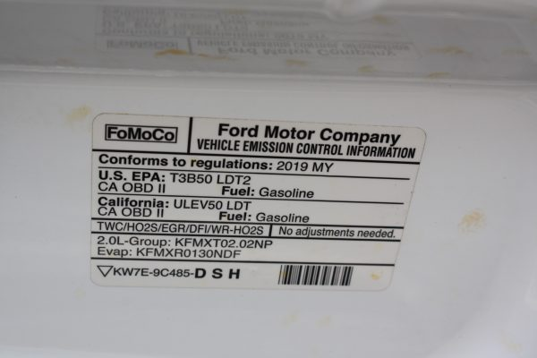 0267 41.1 600x400 - 2019 FORD TRANSIT CONNECT THERMO KING REEFER VAN