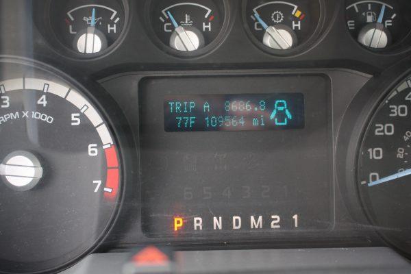 0268 14 600x400 - 2012 FORD F250 EXT CAB XL PICKUP TRUCK
