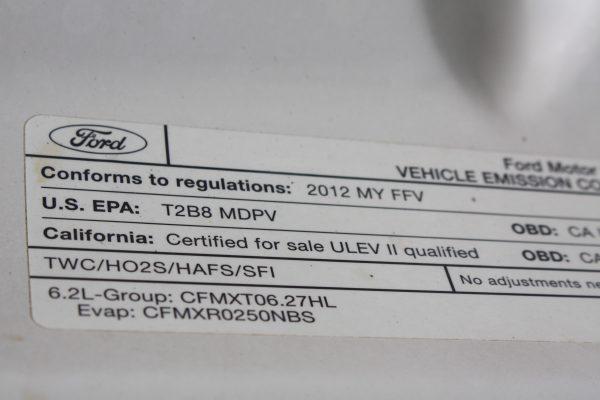 0268 22 600x400 - 2012 FORD F250 EXT CAB XL PICKUP TRUCK