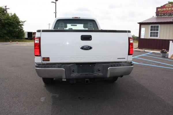 0268 5 600x400 - 2012 FORD F250 EXT CAB XL PICKUP TRUCK